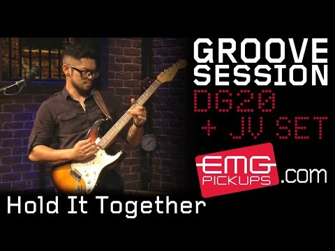 GrooveSession, Hold it Together