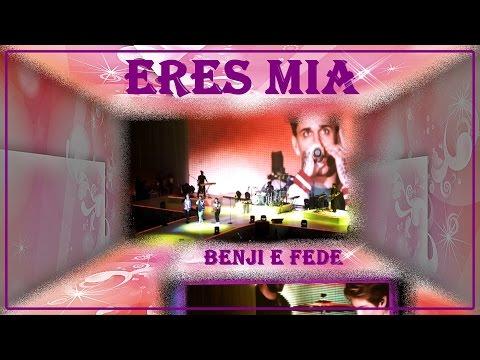 ERES MIA Benji e Fede concerto Forum Assago ( ALBUM 20:05)
