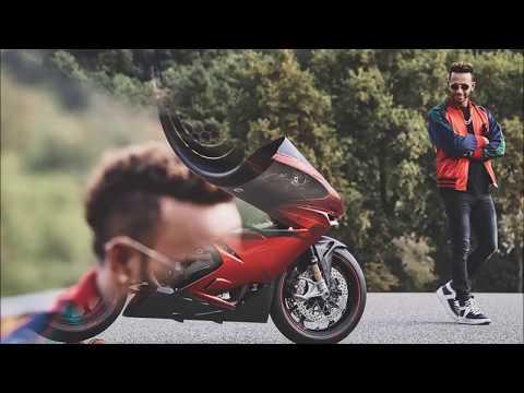 MV Agusta F4 Special Edition with Lewis Hamilton