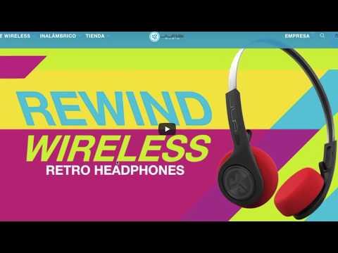 UNBOXING Y PRIMERAS IMPRESIONES AURICULARES AL MAS PURO ESTILO RETRO JLab Rewind Wireless Retro