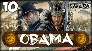 DIVIDE AND CONQUER! Total War: Saga - Fall of the Samurai: Darthmod - Obama Campaign #10
