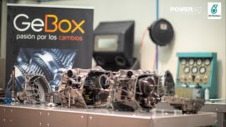 Desmontamos una caja de doble embrague de Ferrari California [TÉCNICA - GEBOX - #POWERART] S05 - E56