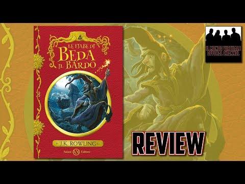 Le Fiabe Di Beda Il Bardo - Salani Editore - Harry Potter - J. K. Rowling. - Review