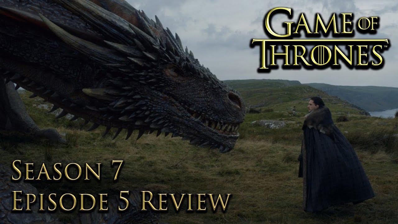 Game Of Thrones Season 7 Episode 5 Stream