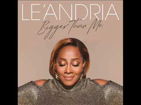 Le'Andria Johnson - Bigger Than Me ( CD Completo )