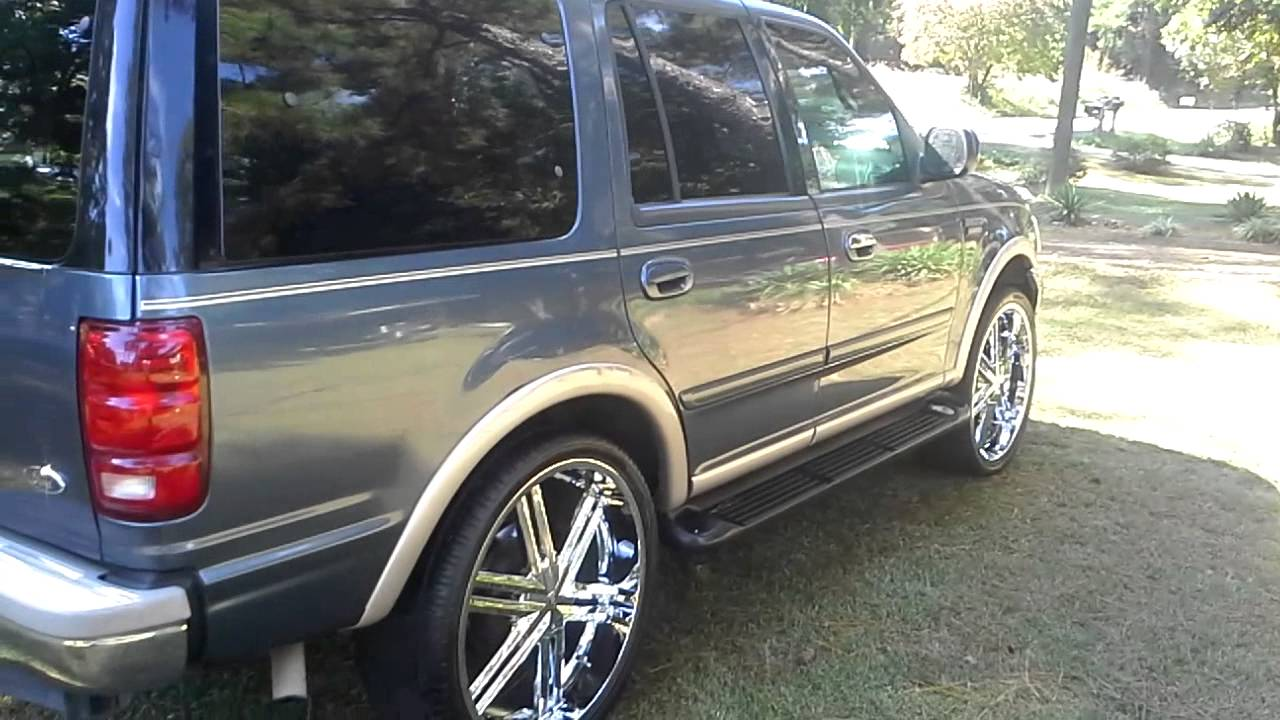 26 S On A Ford Expedition 1999 Youtube