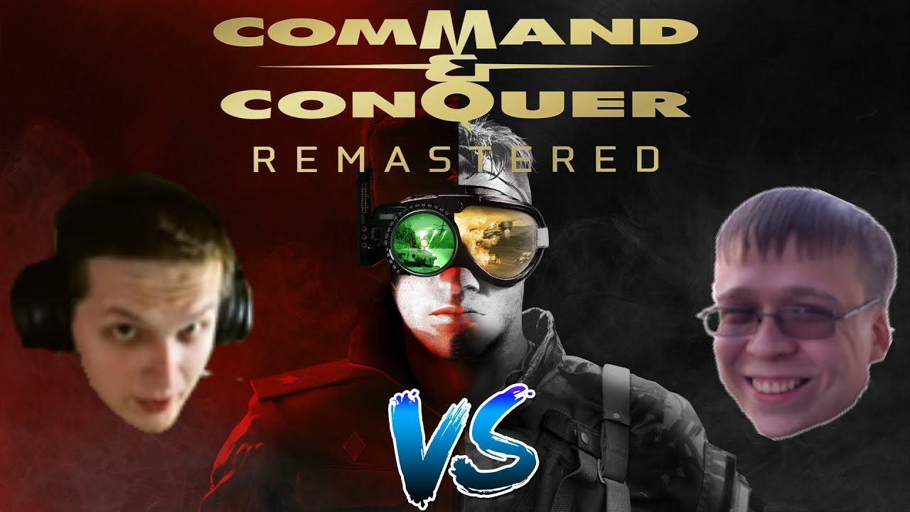 [Stream #110] Command & Conquer Remastered Collection - Вампир vs Фаталист [June.15,2020]