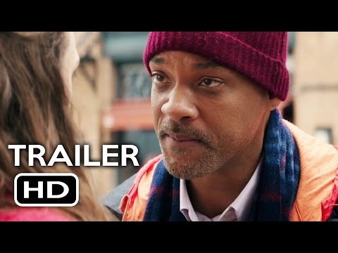 Thumbnail: Collateral Beauty Official Trailer #1 (2016) Will Smith Drama Movie HD