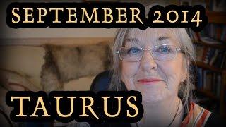 Taurus Horoscope for September 2014