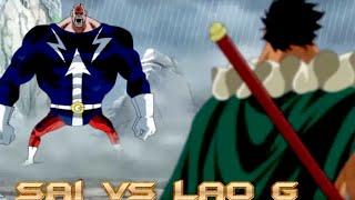 One Piece AMV - Sai VS Lao G - Dressrosa - ♫♪ Stria - Say ♫♪ - HD 1080p