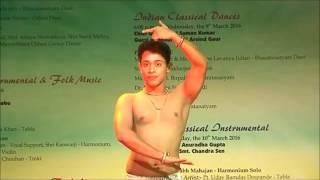Gambar cover Kathak - Shiva Tandav by Avinav Mukharji