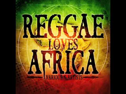 Reggae Loves Africa Mixtape 2014
