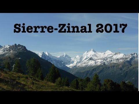 Sierre-Zinal 2017 Race Video
