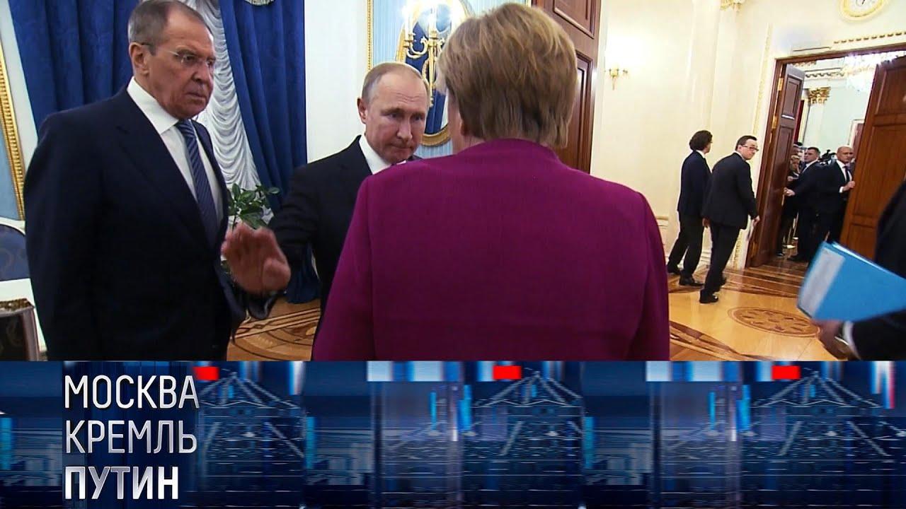 О чем Путин говорил с Меркель и Макроном? // Анонс программы Москва. Кремль. Путин от 04.04.2021