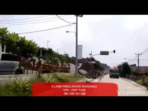 G land Padalarang Residence on Progress