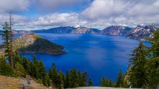 Crater Lake National Park - Sony HD - Glidecam HD 4000