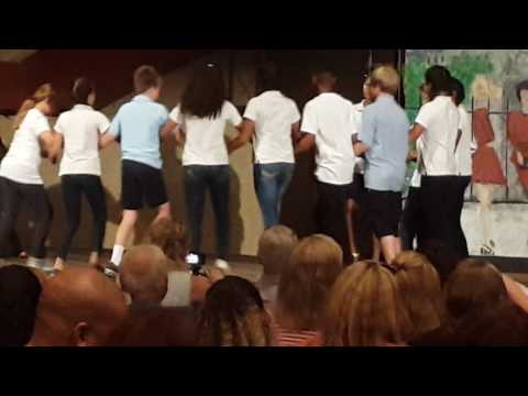 6th Grade Greek Dance - Plato Academy