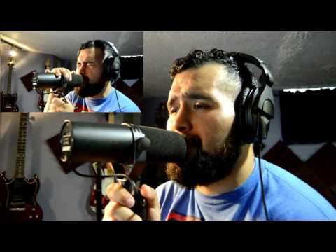 A Day To Remember - Bullfight (Vocal Cover)