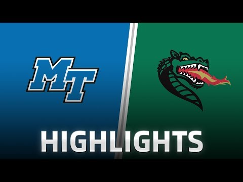Highlights:  MT at UAB
