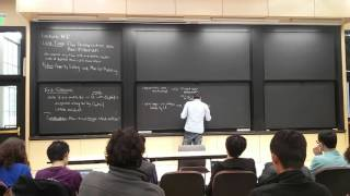MIT 6.854 Spring 2016 Lecture 8: Capacity Scaling and Min Cost Matching