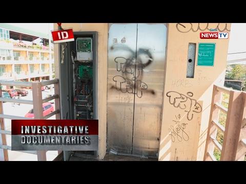 Investigative Documentaries: Elevator sa mga footbridge sa Malolos, Bulacan, hindi mapakinabangan