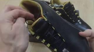Реклама кроссовок Adidas porsche design s3 Mens черные кожаные
