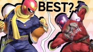 THE HIGHEST RANKED FALCON?