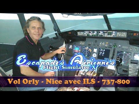 Paris Orly Nice FSX