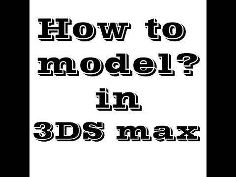 3ds modeling,chair(fendi casa) part 1