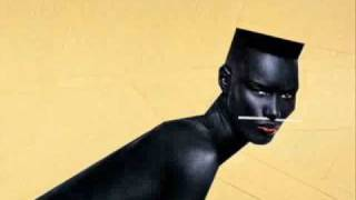 Grace Jones' song from her high-succesful fifth studio album, Night...