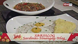 Idol sa Kusina: Sardinas-Sinangag-Itlog