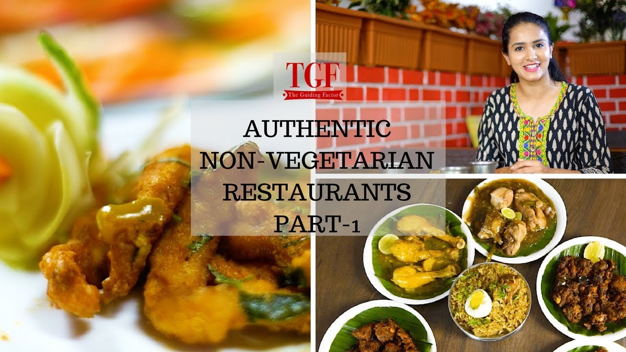 Authentic Non Vegetarian Food In Bangalore Part 1 Veg Bengaluru