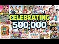World Raipur Celebrating 500000 Subscribers Thanks To All Of You