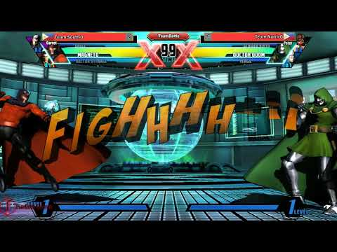 [ Manila Civil War 08.13.17 ] UMVC3 10v10 Team Battle Part 1