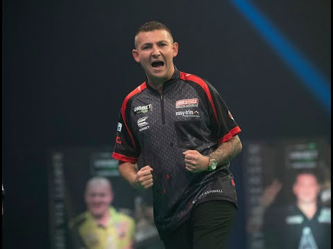 """Nathan Aspinall on beating Price: """"There was a lot of testosterone – I should've buried him earlier"""""""