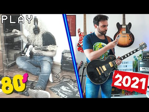 How To Learn Guitar  1980 vs 2021