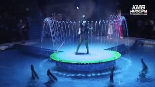«Цирк на воде» приехал в Кисловодск