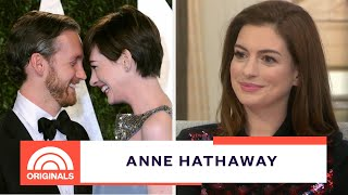 'The Hustle' Star Anne Hathaway Talks Husband, Met Gala & 'Ocean's 8'   TODAY