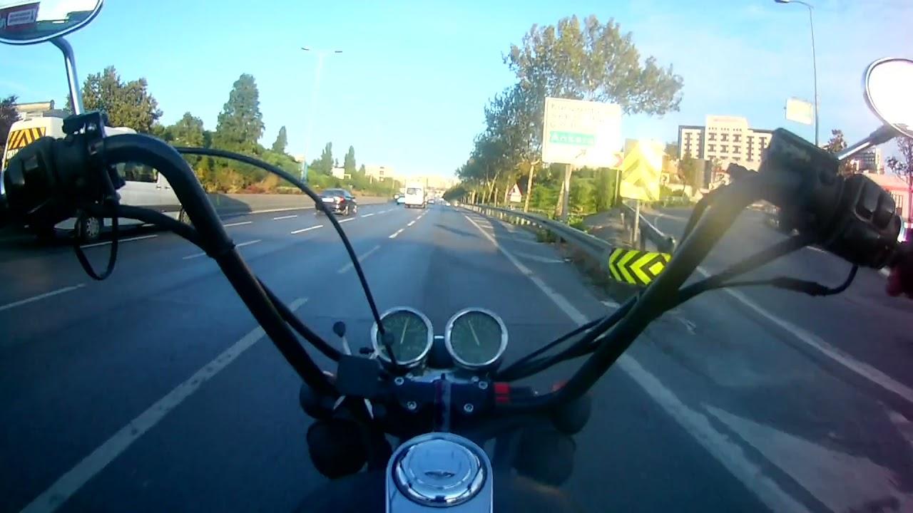 VLOG - Motosiklet Kullanırken En Büyük Korku!