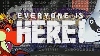 EVERYONE IS HERE! - TTYD Extreme Randomizer [Stream Highlights…