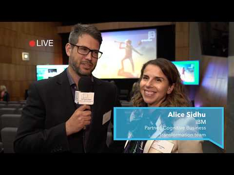 The Big Ideas Summit Melbourne with Alice Sidhu, IBM