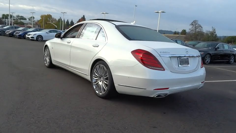 2017 mercedes benz s class pleasanton walnut creek for Mercedes benz of pleasanton