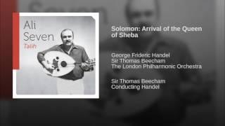 Solomon: Arrival of the Queen of Sheba
