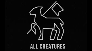 """All Creatures - """"[wonder working]"""" (Behind The Music)"""