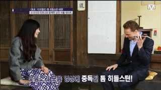 [1080p HD] 131018 Tiffany & Tom Hiddleston #LoKiInKorea (Eng Subs) (Full)