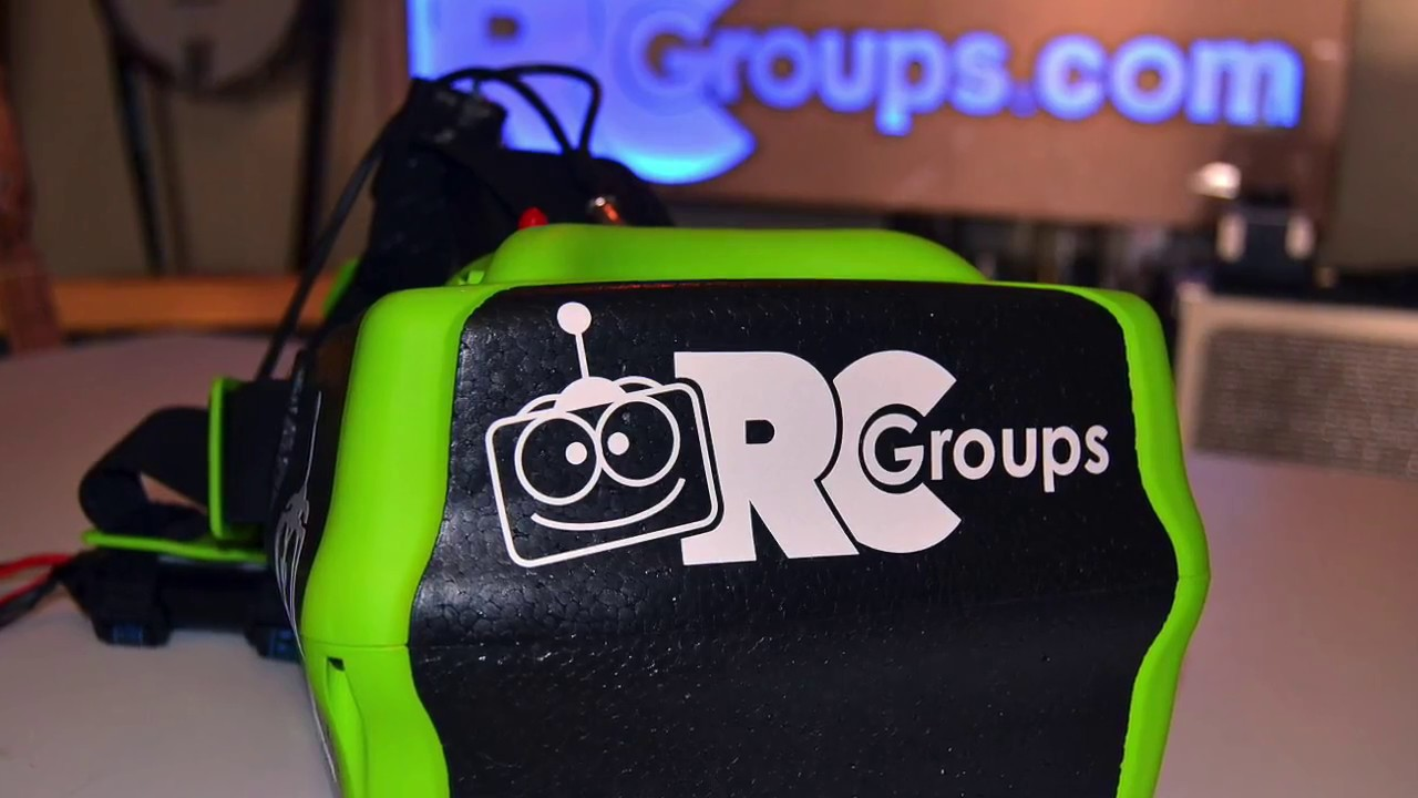 98512398d8a Headplay SE FPV Unit - Range Video - RCGroups.com Review - YouTube