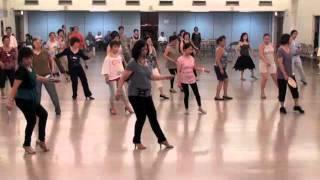 Line Dance: A ROCKIN