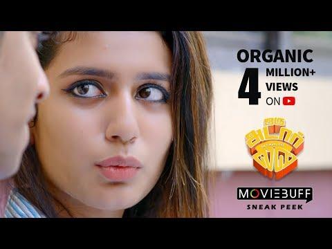 Oru Adar Love - Moviebuff Sneak Peek   Priya Varrier, Roshan Abdul   Omar Lulu   S Thanu
