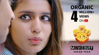 Oru Adar Love - Moviebuff Sneak Peek | Priya Varrier, Roshan Abdul | Omar Lulu | S Thanu
