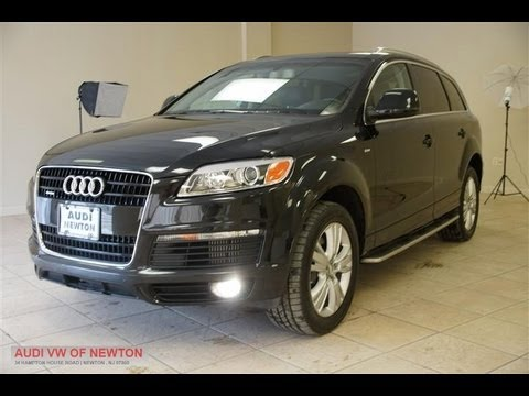 2009 audi q7 3 0 tdi quattro s line youtube. Black Bedroom Furniture Sets. Home Design Ideas